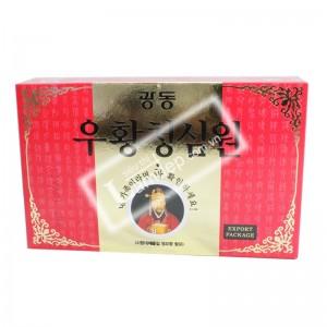 An Cung Ngưu Hoàng Hàn Quốc (Hộp Đỏ 10 Viên) Giá 1.400.000đ
