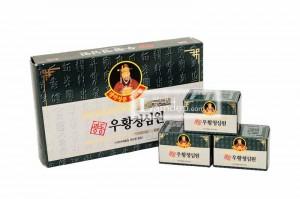 An Cung Ngưu Hoàng Hàn Quốc (Hộp Xanh 10 Viên) Giá 1tr/hộp